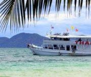 Schnochelntouren koh chang insel thailand