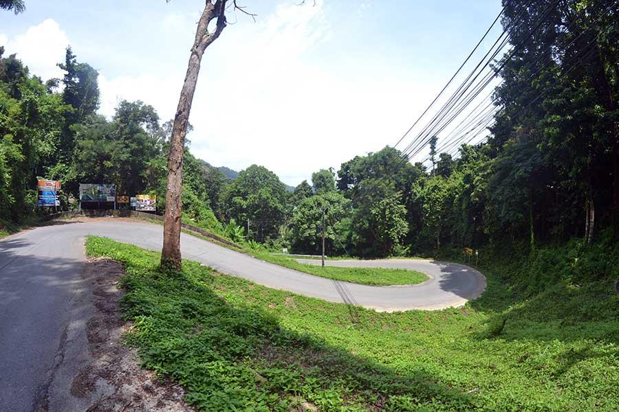 koh-chang-straße-roller-motorrad-insel-thailand