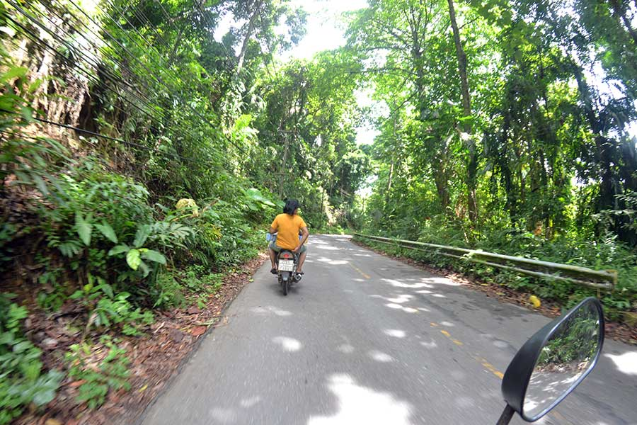roller-fahren-scooter-koh-chang-thailand-insel