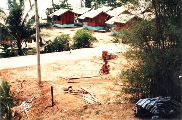 Koh Chang Insel geschichte