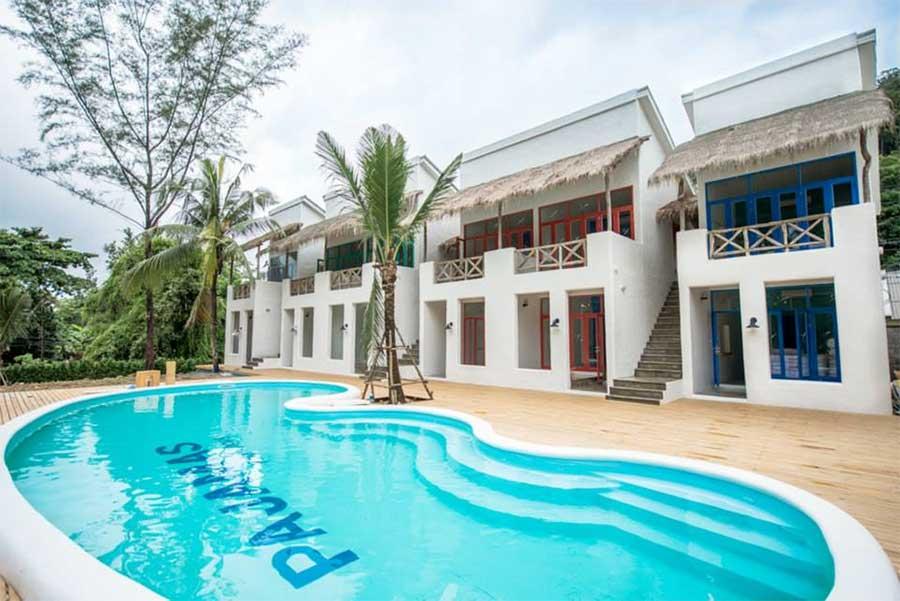 Pajamas-Hostel-koh-chang-insel-günstig-unterkunft-pool-thailand