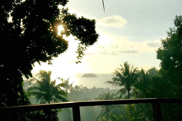 aussichtspunkt koh chang viewpoint oasis lonely beach thailand