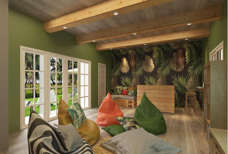 habitat hostel koh chang thailand