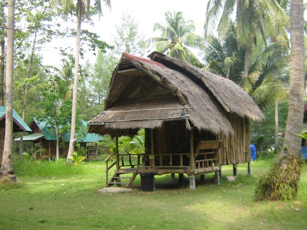 kp huts besondere unterkünfte koh chang insel beachfront