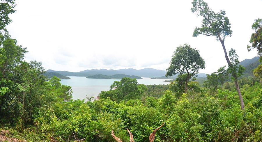 viewpoint ostküste thailand koh chang aussicht